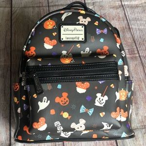 Small Backpack - Disney Halloween Loungefly